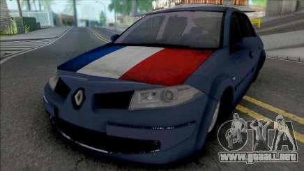 Renault Megan Sport para GTA San Andreas
