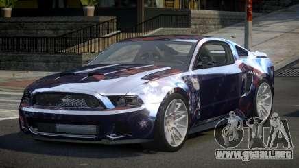 Ford Mustang GT-I L1 para GTA 4
