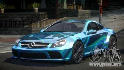 Mercedes-Benz SL65 U-Style PJ5 para GTA 4