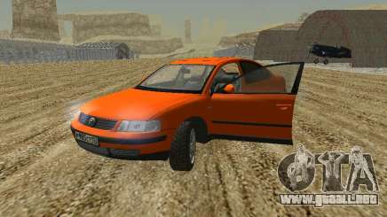 Volkswagen Passat 1.8T para GTA San Andreas