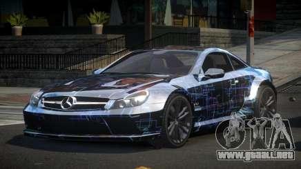 Mercedes-Benz SL65 U-Style PJ6 para GTA 4