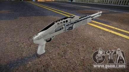 Remastered shotgspa para GTA San Andreas