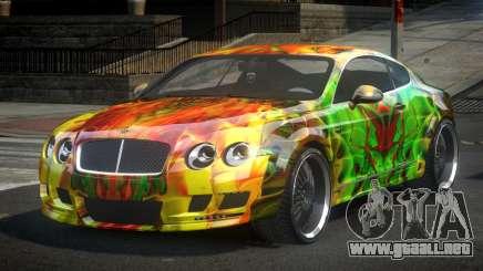 Bentley Continental ERS S2 para GTA 4