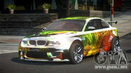 BMW 1M E82 GT-U S5 para GTA 4
