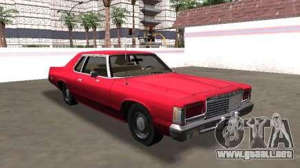 Dodge Royal Monaco Coupé 1983 para GTA San Andreas