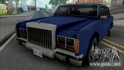 Stafford MK2 para GTA San Andreas