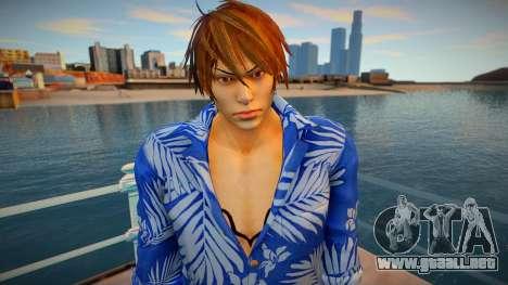 Shin Kamiya Tekken Blood Vengeance v7 para GTA San Andreas
