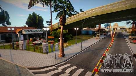Grove Street new para GTA San Andreas