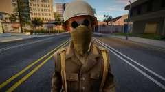 Call of Duty 2 German Skin 1 para GTA San Andreas
