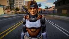 Dead Or Alive 5 - Hayate (Costume 1) para GTA San Andreas