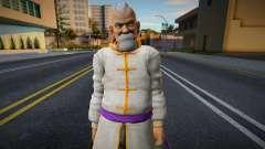 Dead Or Alive 5 - Gen Fu (Costume 1) 2 para GTA San Andreas