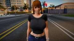 Sexy girl from DOA 1 para GTA San Andreas