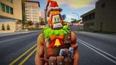 Fortnite Sgt Winter v3 para GTA San Andreas