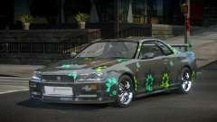 Nissan Skyline R34 J-Style S3 para GTA 4