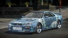 Nissan Skyline R34 J-Style S1 para GTA 4