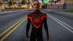 Miles Morales (without mask) para GTA San Andreas