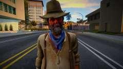 Uncle (from RDR2) para GTA San Andreas