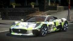 Jaguar C-X75 US S2 para GTA 4