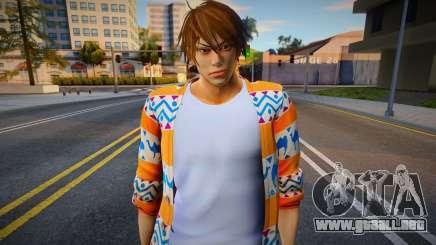 Shin Casual Tekken para GTA San Andreas