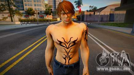 Shin Casual Tekken (Bad Boy 6) para GTA San Andreas