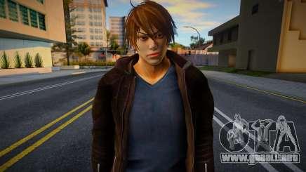 Shin Casual Tekken (FBI) para GTA San Andreas