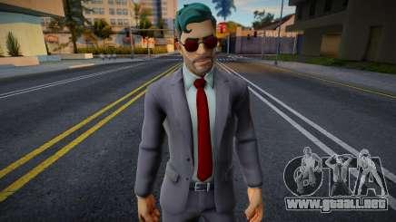 Matt Murdock Fortnite para GTA San Andreas