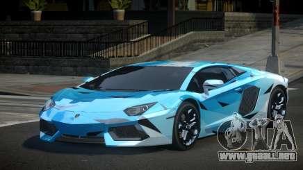 Lamborghini Aventador PS-R S4 para GTA 4