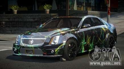 Cadillac CTS-V US S2 para GTA 4