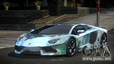 Lamborghini Aventador PS-R S6 para GTA 4