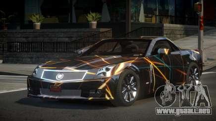 Cadillac XLR GS S6 para GTA 4