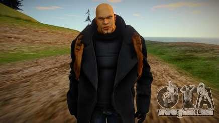Craig Survival Big Coat 3 para GTA San Andreas