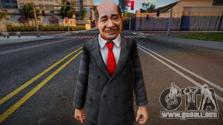 Dead Or Alive 5 - Train Man 4 para GTA San Andreas