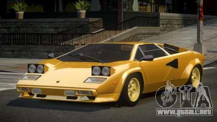 Lamborghini Countach LP400 S 1978 para GTA 4