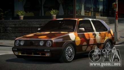 Volkswagen Golf BS Tuning S7 para GTA 4