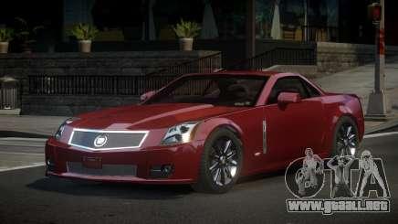 Cadillac XLR GS para GTA 4