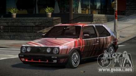 Volkswagen Golf BS Tuning S4 para GTA 4