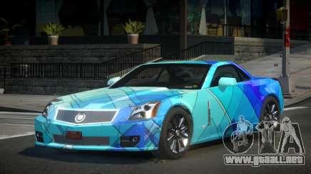 Cadillac XLR GS S5 para GTA 4