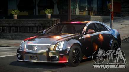 Cadillac CTS-V US S7 para GTA 4