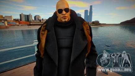 Craig Survival Big Coat 7 para GTA San Andreas