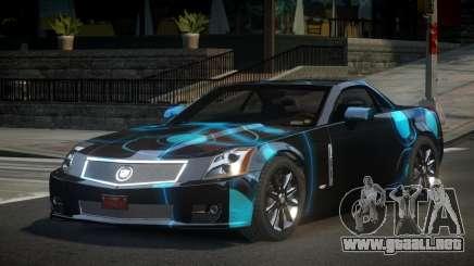 Cadillac XLR GS S3 para GTA 4
