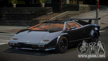 Lamborghini Countach 80S para GTA 4