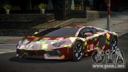 Lamborghini Aventador PS-R S1 para GTA 4