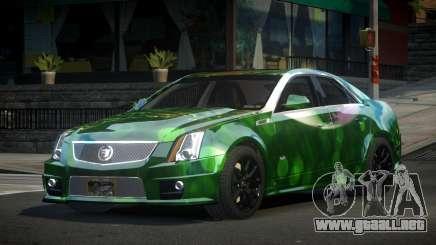 Cadillac CTS-V US S5 para GTA 4