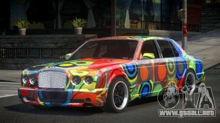 Bentley Arnage Qz S6 para GTA 4