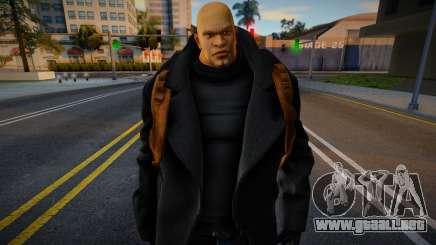 Craig Survival Big Coat 8 para GTA San Andreas