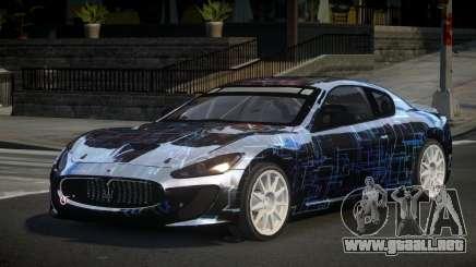 Maserati Gran Turismo US PJ6 para GTA 4