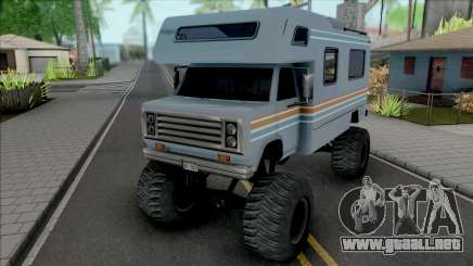 Monster Journey para GTA San Andreas
