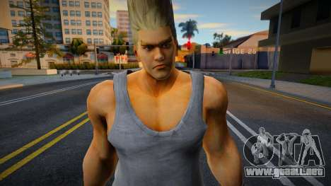 Paul New Clothing 1 para GTA San Andreas