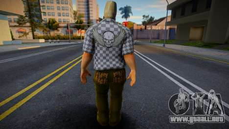 Paul Gangstar 1 para GTA San Andreas