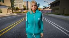 DOA Helena Douglas Fashion Casual Squid Game N34 para GTA San Andreas
